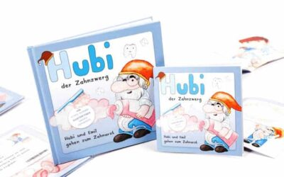 KIDS AUFGEPASST – HUBI IST DA!