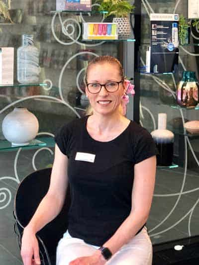 Joana Radsack Bleaching Kosmetikerin Berlin