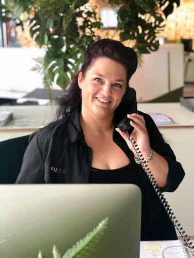 KU64 Verwaltung Telefon Nicole Goebel
