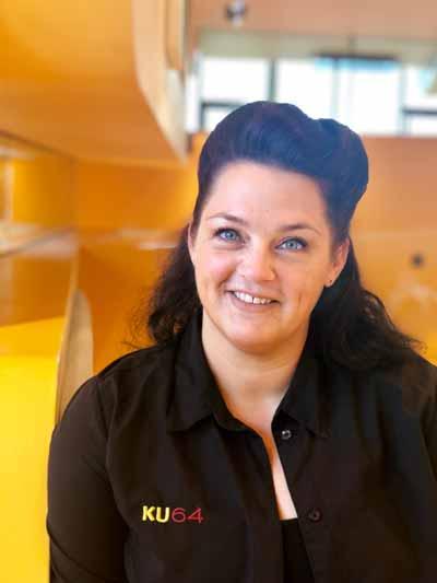 KU64 Berlin Nicole Goebel Verwaltung